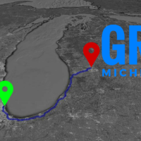 chicago to GR